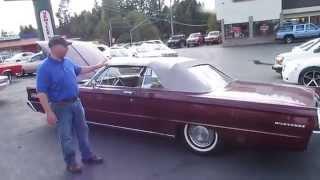 1966 Mercury Monterey Convertible Walkaround