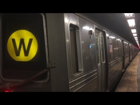 IRT/IND/BMT Subway: (A) (C) (E) (R) (W) (2) (3) Train Action @ Cortlandt/Chambers St-Park Place-WTC