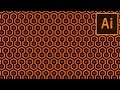 """Create the Carpet Pattern From """"The Shining"""" in Adobe Illustrator"""