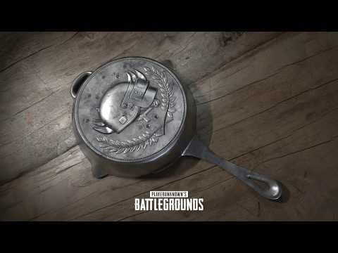 PUBG - Patch # 11 - Spectate Custom Games -  New Frying Pan Skin and Flight Route in Waiting Room