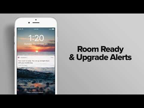 Marriott Mobile Key - YouTube