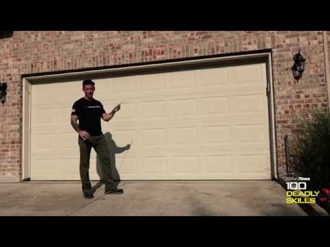 EASIEST WAY TO BREAK INTO YOUR HOME!