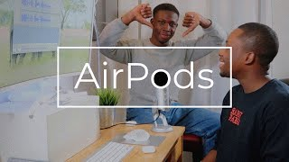 College Students Review on Apple Airpods Before Airpods 2 Release in 2019