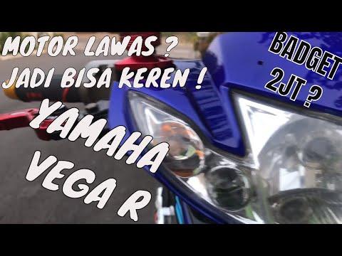 Modifikasi Yamaha Vega R #MOTOVLOG