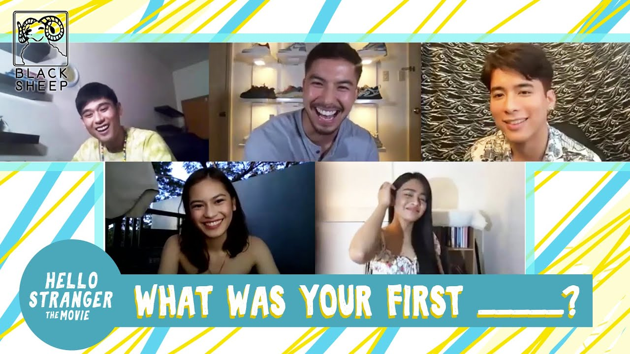 Hello Stranger Cast and their Firsts | Hello Stranger The Movie