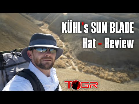 Do You Need this Much Protection? – KÜHL (Kuhl) Sun Blade Hat with Mesh Review
