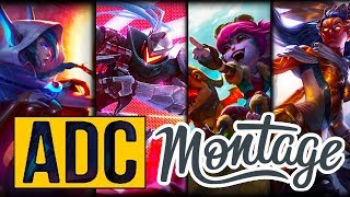 ADC Montage 2 - Best ADC Plays Compilation | League Of Legends Mid