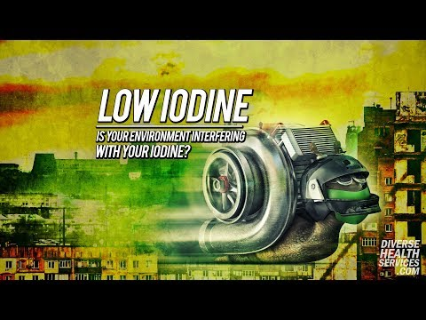 Low Iodine • Environmental Protection