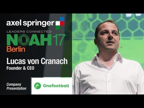 Lucas von Cranach, Onefootball - NOAH17 Berlin