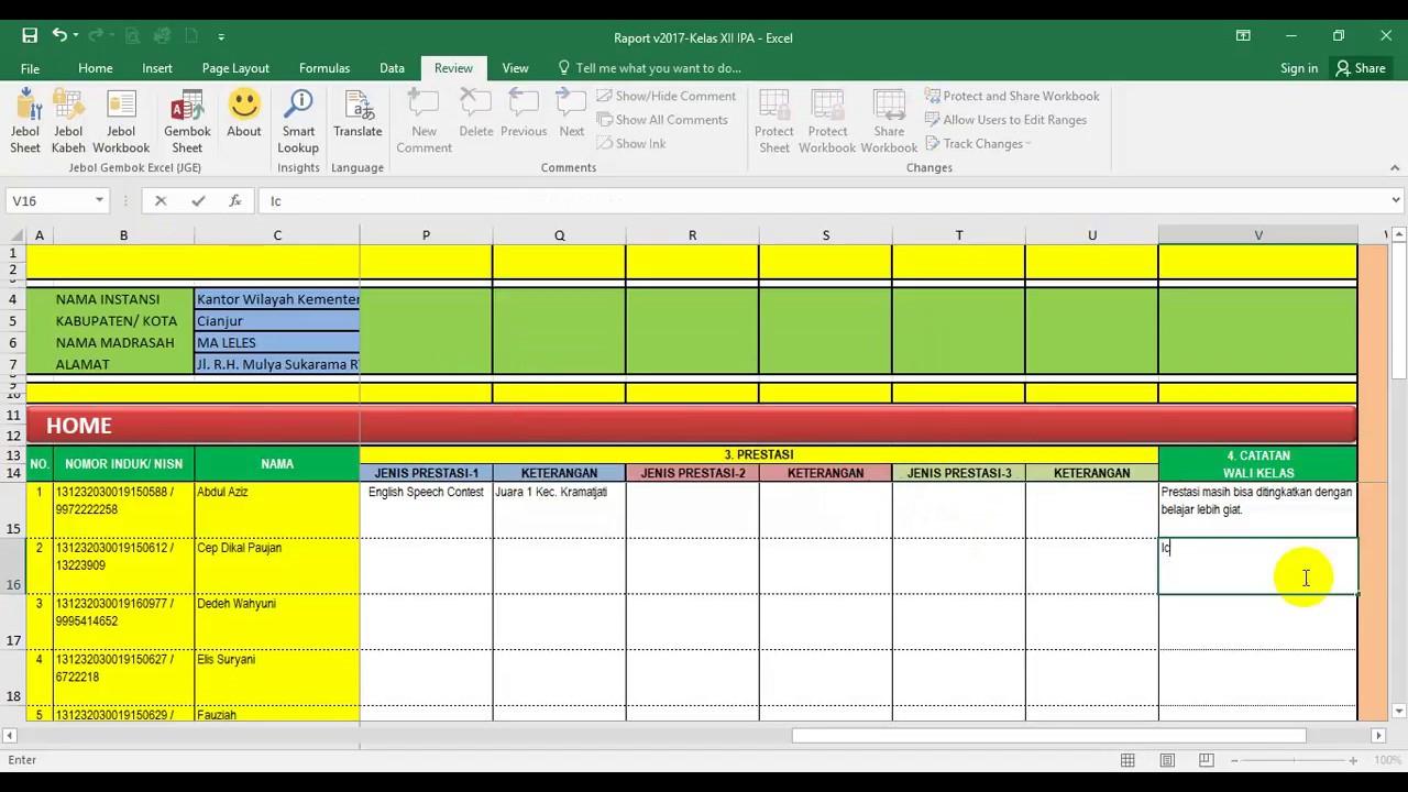 25++ Cara membuka worksheet excel yang terkunci Images