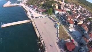 Bursa Zeytinbağ havadan çekimleri