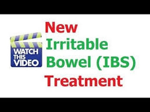 How to treat irritable bowel syndrome (I.B.S.)irritable bowel syndrome miracle tutorial new (2016)