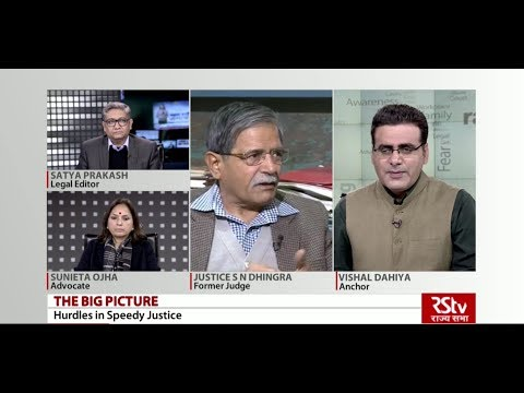 The Big Picture - Hurdles In Speedy Justice (Context – Rape & Sexual Assault)