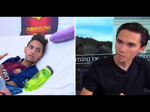 HOGG Better Watch His Back! Parkland Victim Shot 5 Times Just Spoke For First Time
