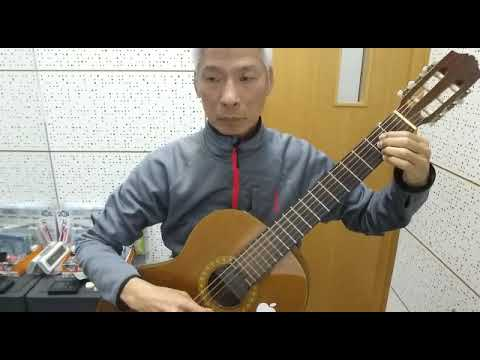 Londonderry Air,Danny Boy,Irish Folk Song,Hymn - I Cannot Tell,詩歌 : 但我知道,Guitar solo