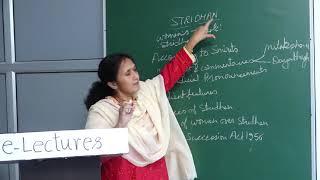 Stridhan by Dr seema yadav Hindu LAW