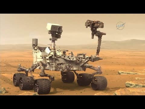 Organische Substanzen auf dem Mars gefunden