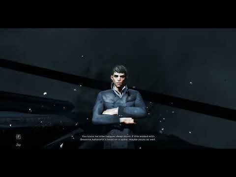 Dishonored 2: The Royal Conservatory (Clean Hands Corvo)