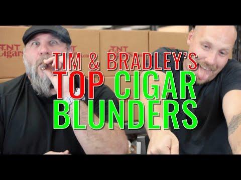 Tim & Bradley's TOP Cigar Industry UNDISCLOSED BLUNDERS (f. Bandolero)
