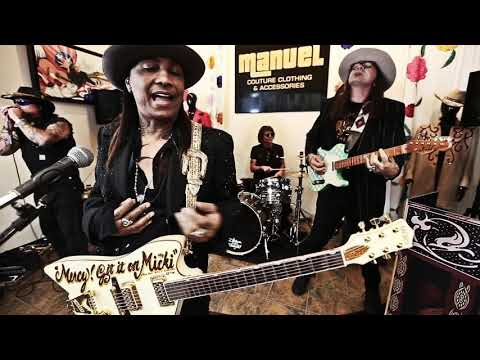 MICKI FREE ~ MOJO BLACK COFFEE  (Official Blues Video )