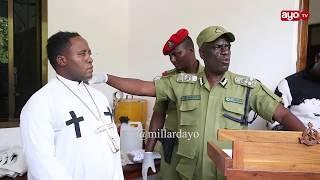 """""""Nabii Tito"""" amwambia Kamanda """"mimi ninatumia Biblia"""""""