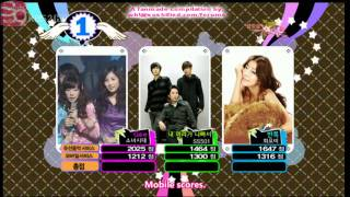 소녀시대 (SNSD) - Gee 9 consecutive wins compilation on Music Bank - Part 2/2 - Stafaband