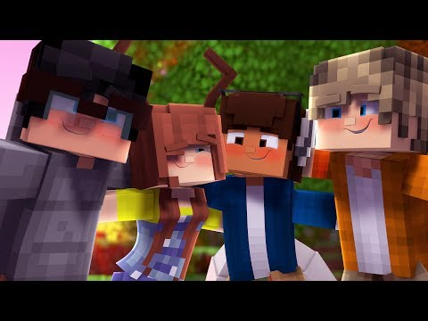 Year One | Glenwood Prep S1 Movie | Minecraft School Roleplay