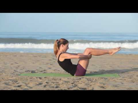 Intermediate Pilates DVD and Download with Alisa Wyatt