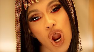 Cardi B Reveals New Album Release After Twerking On Stage   Hollywoodlife