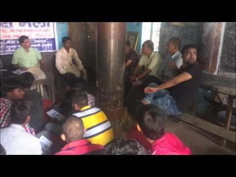 SNBS - HFC JOB PROGRAM (Job Fair May 2015 in Agra Slum) :