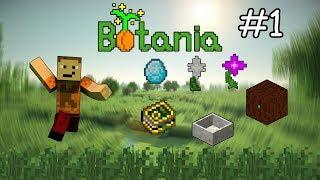 майнкрафт гайд по моду Ботания #2 minecraft botania mod guide