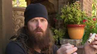 Jase Robertson Demonstrates the Wood Duck Call