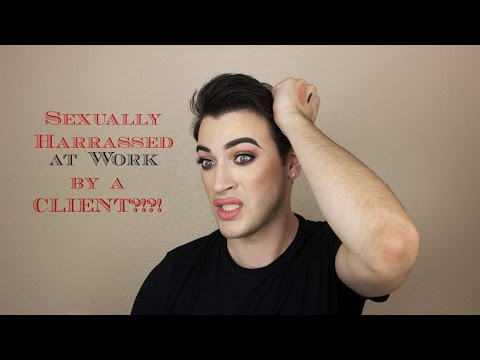 Sexually Harrassed by a CLIENT?!   Mannymua