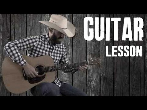 Common Bluegrass Flatpicking Licks - Guitar Lesson Tutorial