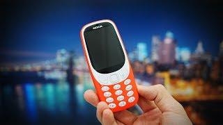 Unboxing Nokia 3310 Reborn Indonesia