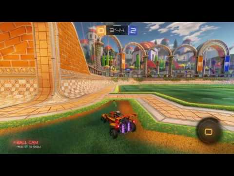 Rocket League with Touley and Disco