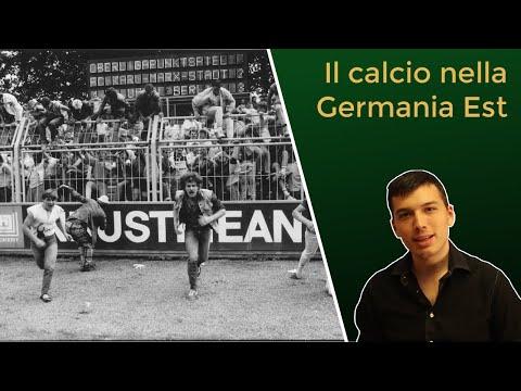 Il dominio della Dynamo Berlino: Il calcio nella Germania Est