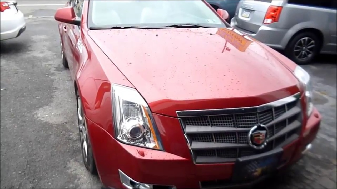 Cadillac CTS Sunroof Leak Pfroblems