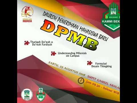 DPMB (Dauroh Penerimaan