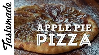 Apple Pie Pizza l Julie Nolke
