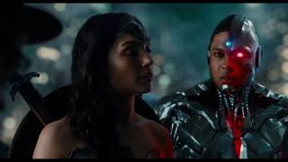 Лига Справедливости / Justice League (2017) [русский трейлер с Comic-Con]