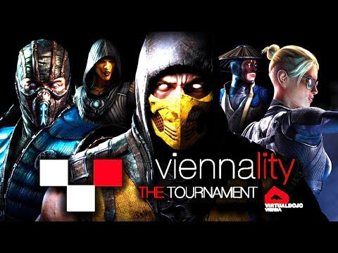 Mortal Kombat XL: Viennality 2017 - Full Tournament! [TOP8 + Finals]