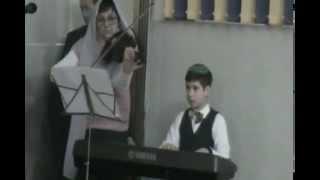 Выступление в общине г.Коломыи, видео №1 (Воскресная школа