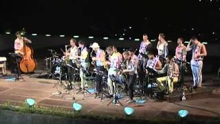 Patchwork Jazz Orchestra esegue Jerome Richardson - The Groove Merchant (arr. Thad Jones)