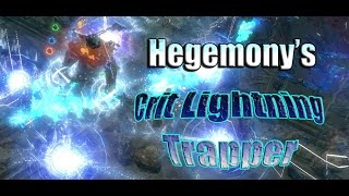 Path of Exile Act 4: Hegemony's Ball Lightning Trapper Updated!