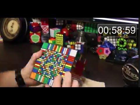 1 ORA e 30 di Cubi di Rubik in Live!