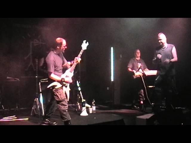 THE DARK UNSPOKEN feat. REBENTISCH - live in Spandau