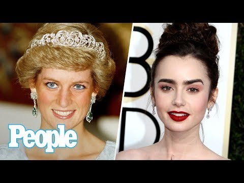 Princess Diana Remembered 20 Years Later, Lily Collins Talks 'To The Bone' | People NOW | People
