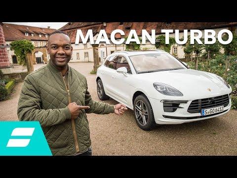 NEW Porsche Macan TURBO Review: One last petrol hurrah?