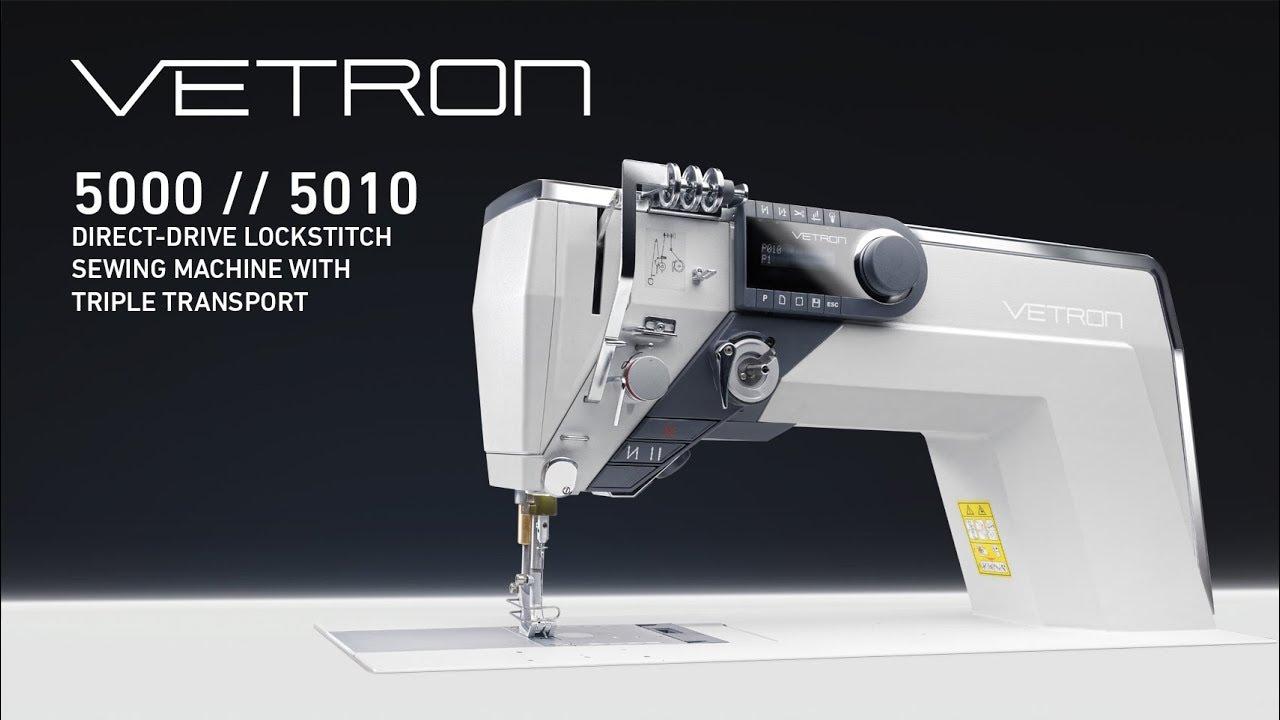 VETRON 5000//5020//5100//5120  FLATBED